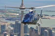 Tours around Toronto and CN Tower National Helicopters