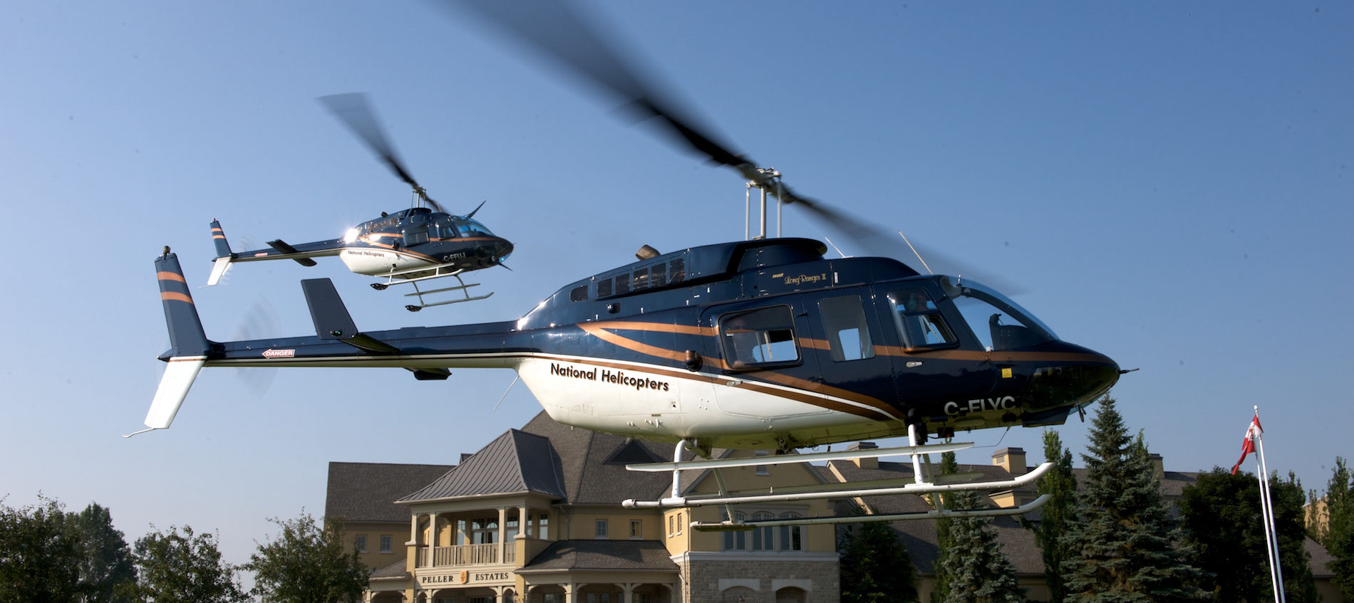 helicopter flight services new york